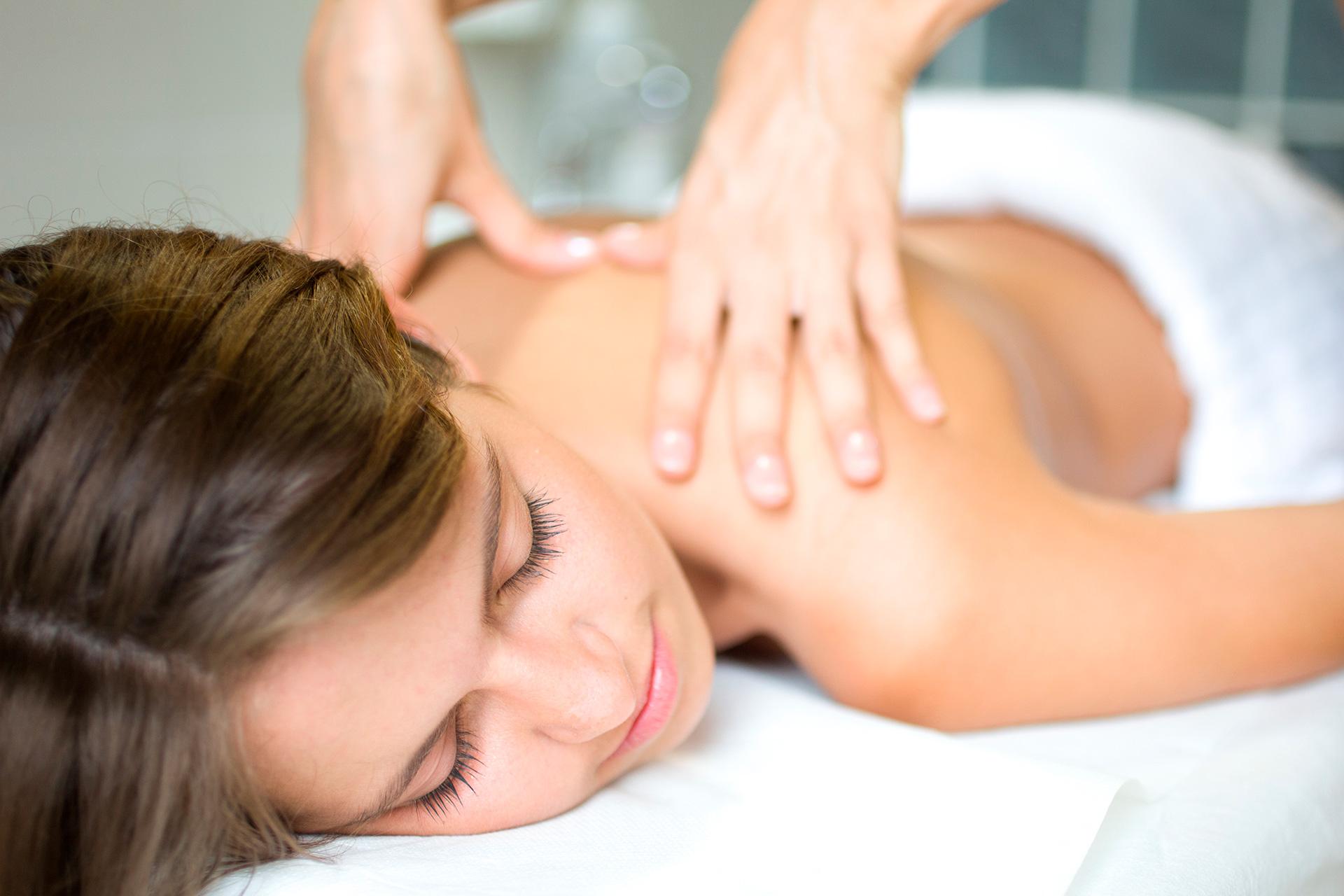 Vezivno – refleksna masaža